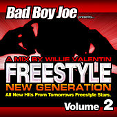 Badboyjoe Freestyle New Generation Vol.2 by Various Artists