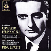 Bartok: Piano Concerto No. 3 von Dinu Lipatti
