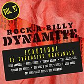 Rock-A-Billy Dynamite, Vol. 37 by Various Artists