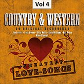 Country & Western, Vol. 4 (Greates Love-Songs) de Various Artists