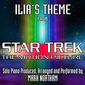 Ilia's Theme for Solo Piano (From