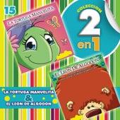 Colección 2 en 1: La Tortuga Manuelita & El Leon de Algodón de Las Tortuguitas