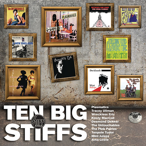 Ten Big Stiffs by Various Artists