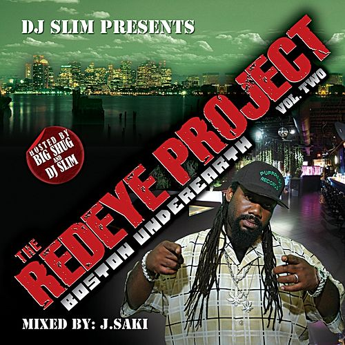 The Red Eye Project Vol.2 by Various Artists
