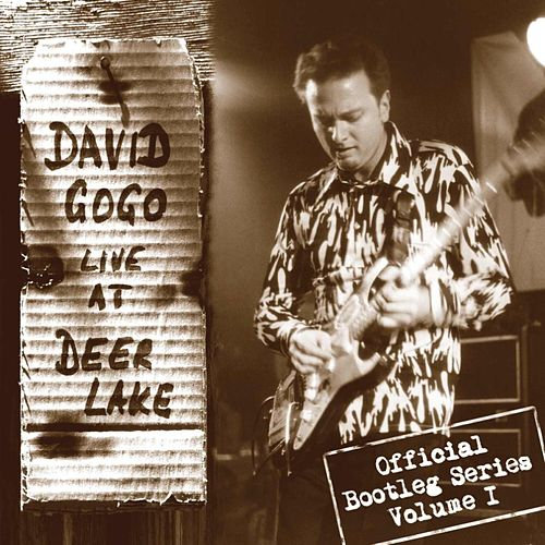David Gogo: Live At Deer Lake by David Gogo
