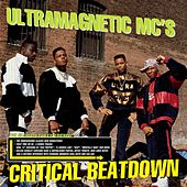 Critical Beatdown de Ultramagnetic MC's