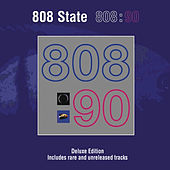 Ninety (Digitally Remastered + Archives Part I) by 808 State