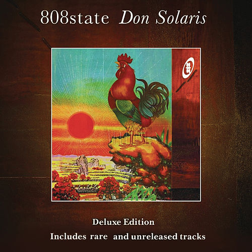 Don Solaris (Digitally Remastered + Archives Part IV) by 808 State