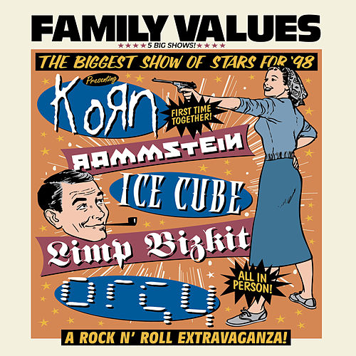Family Values Tour '98 by Various Artists