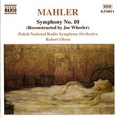 Symphony No. 10 (Wheeler) by Gustav Mahler