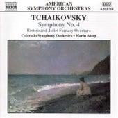 Symphony No. 4 by Pyotr Ilyich Tchaikovsky