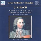 Sonatas and Partitas, Vol. 2 by Johann Sebastian Bach