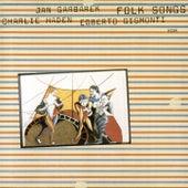 Folk Songs von Charlie Haden