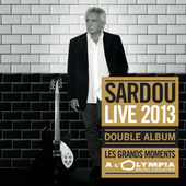 Les Grands Moments Live de Michel Sardou