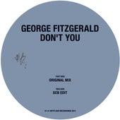 Don't You von George FitzGerald