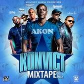 Konvict Allstars de Akon