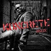 Koncrete Vol. 1 von Akon