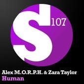 Human by Alex M.O.R.P.H.