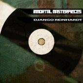 Immortal Masterpieces de Django Reinhardt