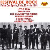 Festival de Rock (Palais des Sports, Paris, 26 février 1961) von Various Artists
