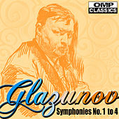 Glazunov: Symphonies No. 1 to 4 de Vladimir Fedoseyev
