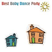 Best Baby Dance Party (60 Hits for Kids) by Various Artists