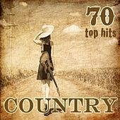 70 Country Top Hits (70 Country Best Songs from Johnny Cash to Hank Snow, from Johnny Horton to Jim Reeves and Many Others) by Various Artists