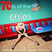 70 Top Hits of the Fifties (70 Best Songs of the 50s: Pop, Rock 'n' Roll, Twist, Love Songs, Jazz, Ballads, from the Best Voices of All Time) by Various Artists