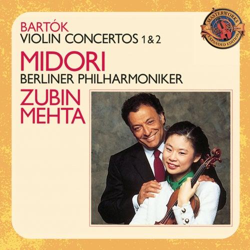 Bartók: Violin Concertos Nos. 1 & 2 [Expanded Edition] by Various Artists