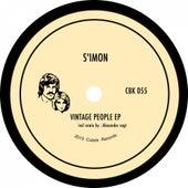 Vintage People - Single by Simon