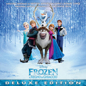 Frozen: Il Regno di Ghiaccio (Colonna Sonora Originale/Deluxe Edition) di Various Artists