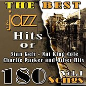 The Best Jazz Hits of Stan Getz, Nat King Cole, Charlie Parker and Other Hits, Vol. 1 (180 Songs) de Various Artists