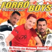 Na Pisada dos Muleque, Vol. 2 de Forró Boys