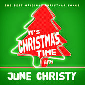 It's Christmas Time with June Christy di June Christy