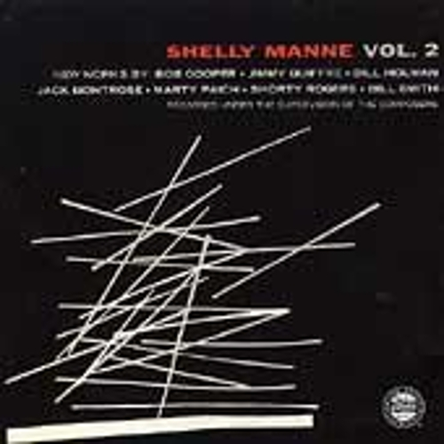 Shelly Manne & His Men Vol. 2 by Shelly Manne