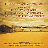 Film Music of Hans Zimmer - Vol.1 by Various Artists