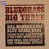 Bluegrass Big Three Vol. 2 de Flatt and Scruggs