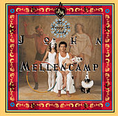 Mr. Happy Go Lucky von John Mellencamp