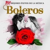 100 Mejores Éxitos de la Música: Boleros by Various Artists