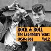 Rock & Roll, The Legendary Years 1959-1961, Vol. 2 de Various Artists