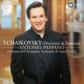 Tchaikovsky: Overtures by Coro Dell'Accademia Nazionale Di Santa Cecilia