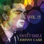 Sweet Smile Vol. 15 de Johnny Cash