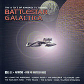 Battlestar Galactica The A To Z Of Fantasy TV by Various Artists