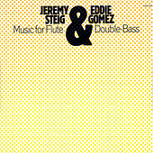 Music for Flute & Double Bass by Gomez