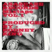 Asasease Records Mixtapes, Vol. 1 by Various Artists
