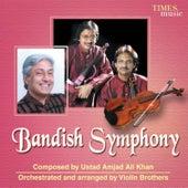 Bandish Symphony by Ustad Amjad Ali Khan