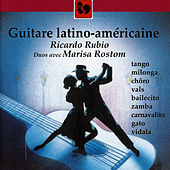 Piazzolla - Guastavino - Villa-Lobos: Guitare latino-américaine by Various Artists