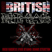 The Best Of British Metal de Various Artists