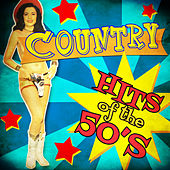 Country Hits of the 50's de Various Artists