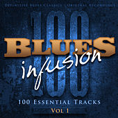Blues Infusion, Vol. 1 (100 Essential Tracks) de Various Artists